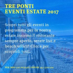 Eventi estate 2017
